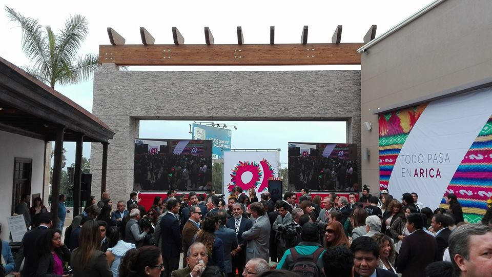 Mallplaza Arica1 - Mallplaza ya opera al 100% en Arica