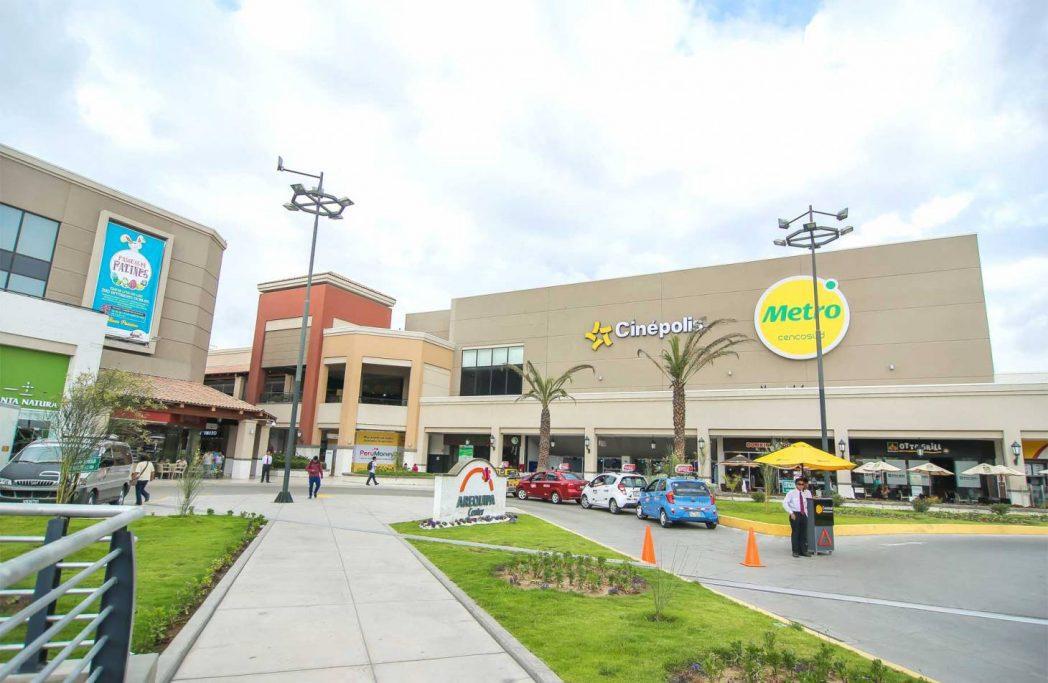 Malls de Arequipa