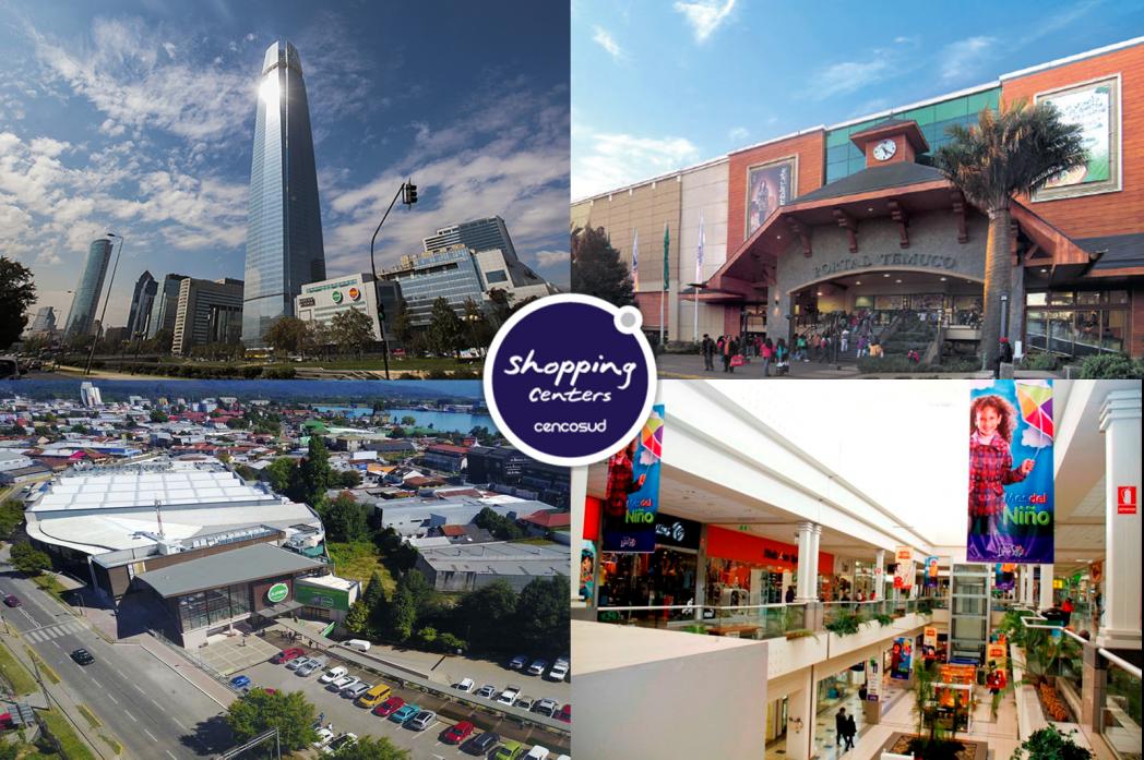 Malls de Cencosud 1 - Cencosud confirma la OPI de su filial de malls en Perú y Colombia