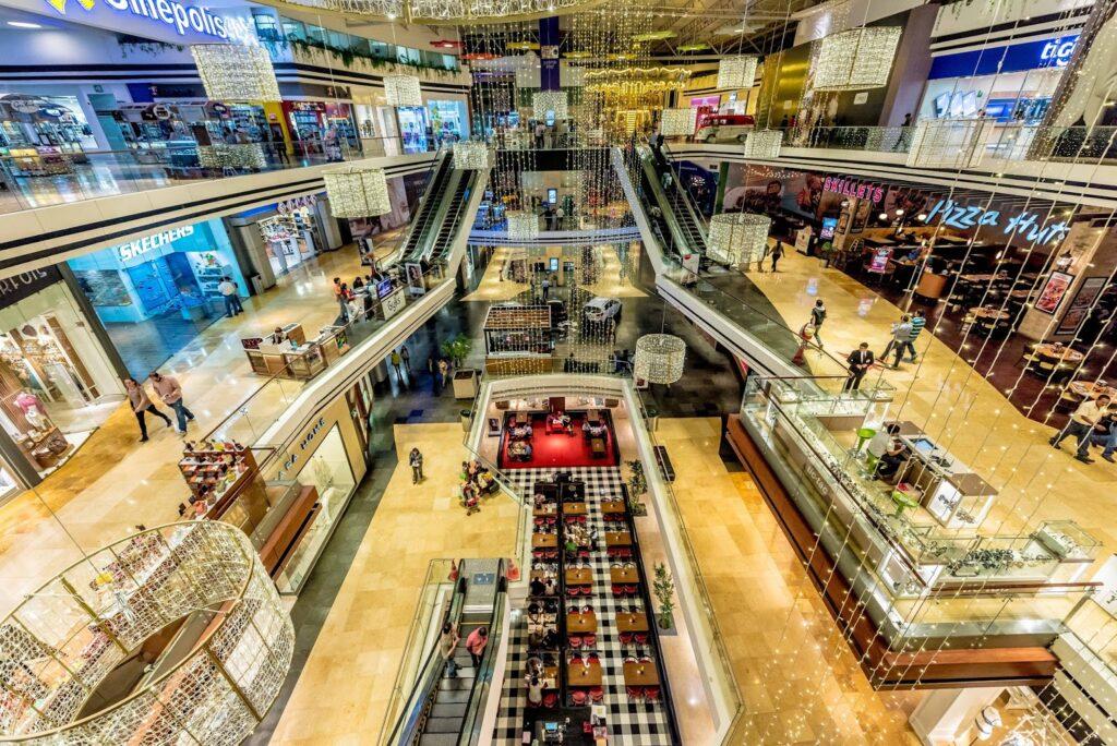 Malls innovadores franquicias