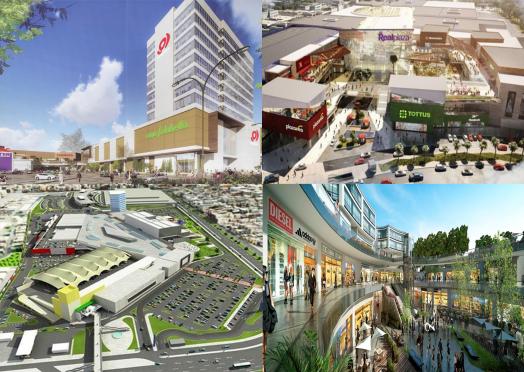 Malls peruanos en desarrollo