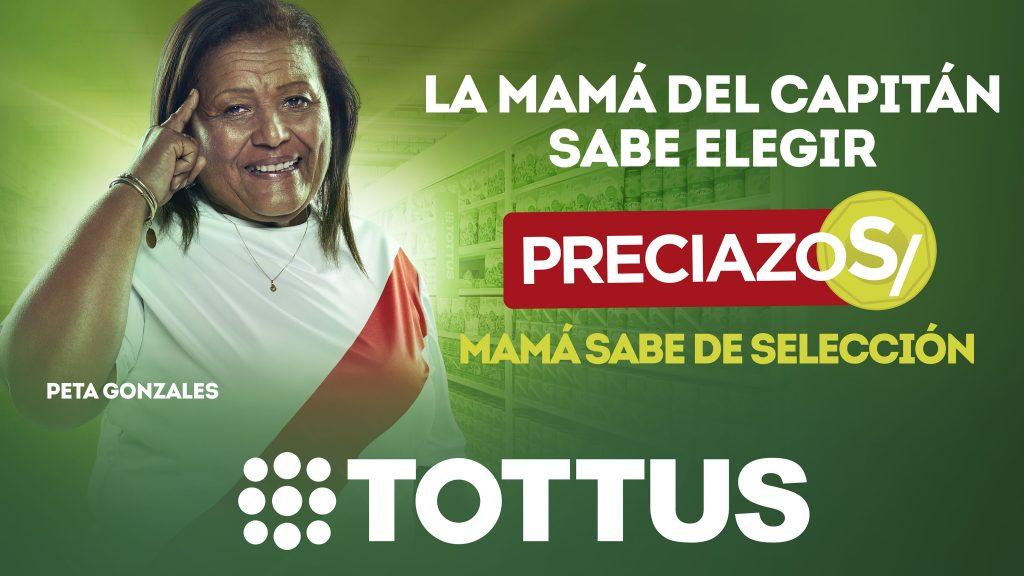 """Mamas seleccion peruana 2 1024x576 - """"Mamá sabe"""": La creativa campaña de Tottus con las mamás de los jugadores de la selección peruana"""