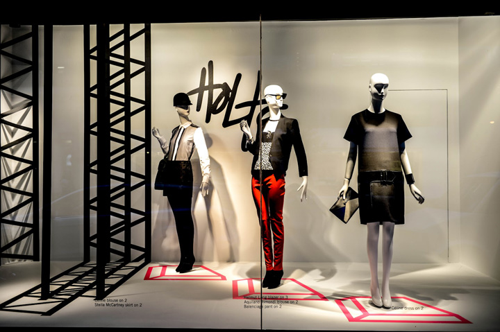 Maniquís Visual Merchandising