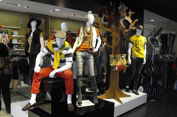 Maniquís Visual Merchandising3 - Visual Merchandising: la importancia de una óptima estrategia