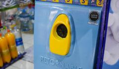 Maquina reciclador 240x140 - Instalan módulos para reciclar botellas de Pepsi y 7up