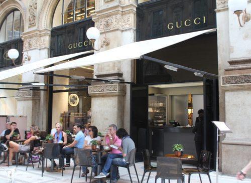 Marcas de lujo diversifican su negocio en restaurantes