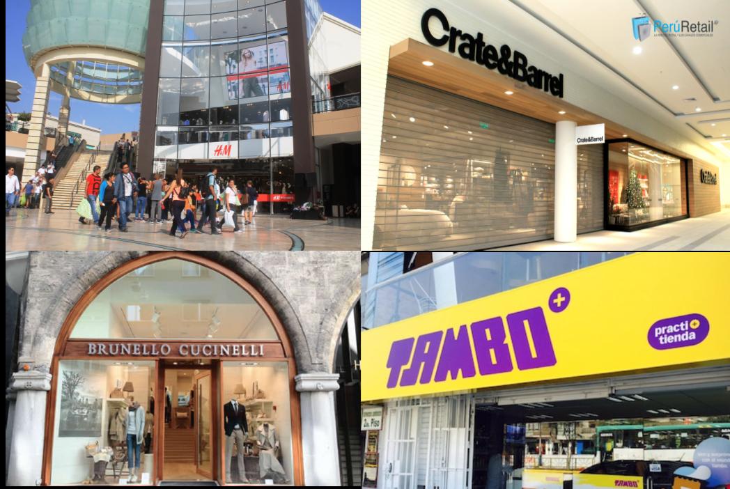 Marcas que ingresaron al mercado peruno el 2015