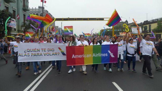 Marcha LGBTI 2 640x362 1 - Amazon y Coca Cola exigen protección de comunidad LGTBI+ ante discriminación laboral