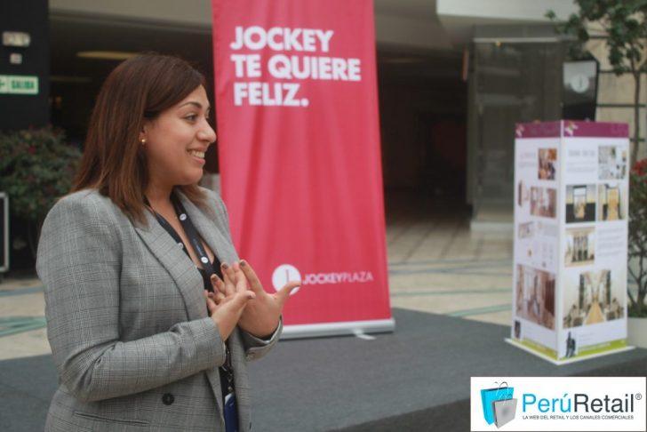 Mariana Becerra Jockey Plaza