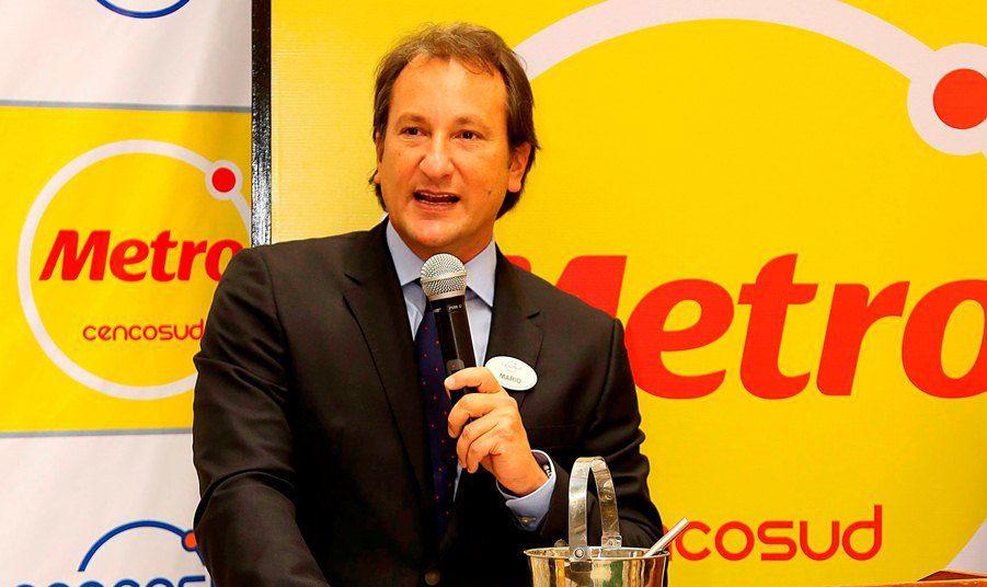 Mario Campodonico - Alfredo Mastrokalos es el nuevo gerente País Cencosud Perú