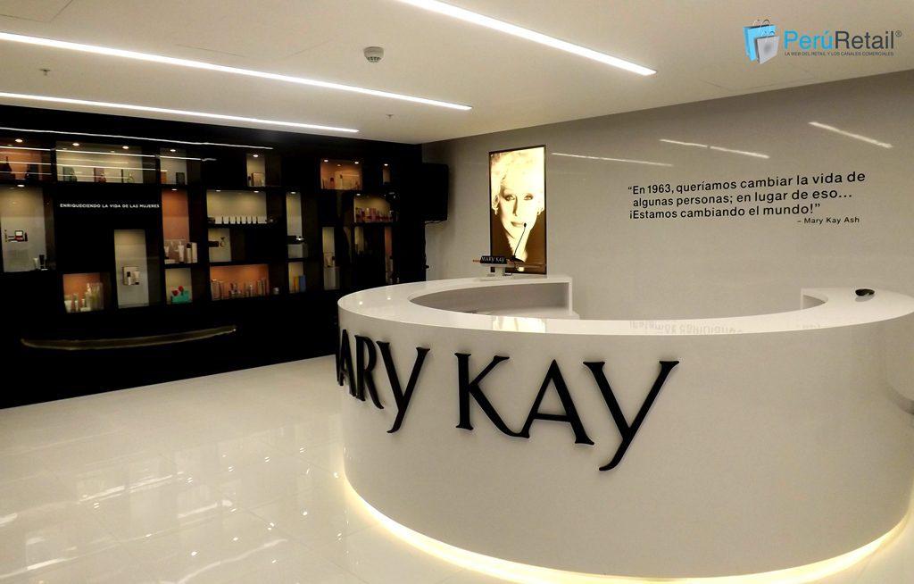 Mary Kay 729 Peru Retail 1 - Mary Kay llegó oficialmente al Perú