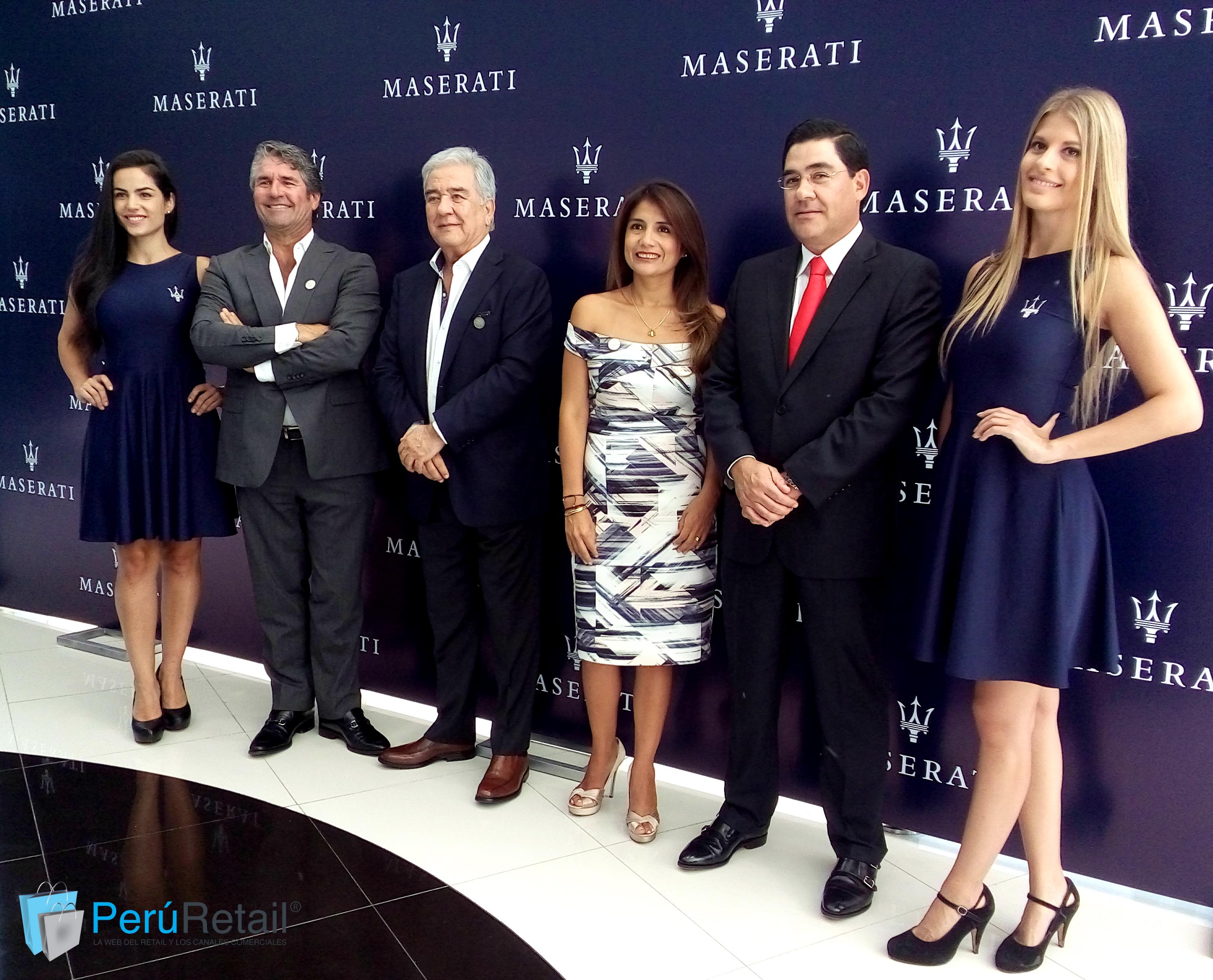 Maserati2 - Maserati invierte US$ 6 millones en Perú para abrir su showroom más grande de la región