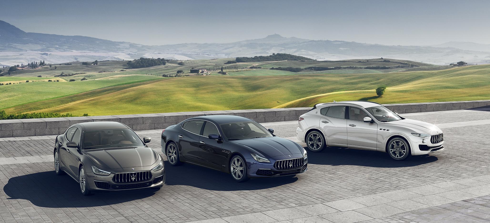 Maserati3 - Maserati invierte US$ 6 millones en Perú para abrir su showroom más grande de la región