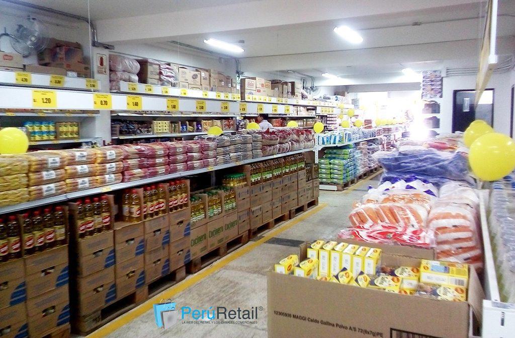 Mass 14 Peru Retail 1 1 - Mass prevé cerrar el año con 200 tiendas en Perú