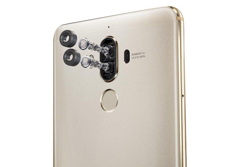 Mate 9 Lens - Huawei lanzó el Mate 9 con doble cámara