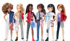 Mattel 240x140 - Mattel lanza muñecas de género neutro