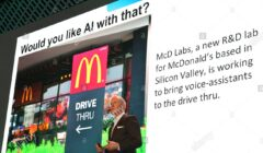 McDonald's Tech Labs 1
