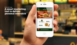 McDonald's app 2