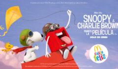 McDonalds CF Snoopy