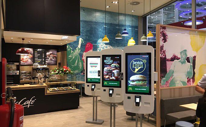 McDonalds Granada Nevada - McDonald's abriría primera sucursal digital en México a finales de 2018