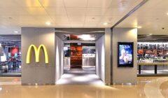 McDonald's Next store