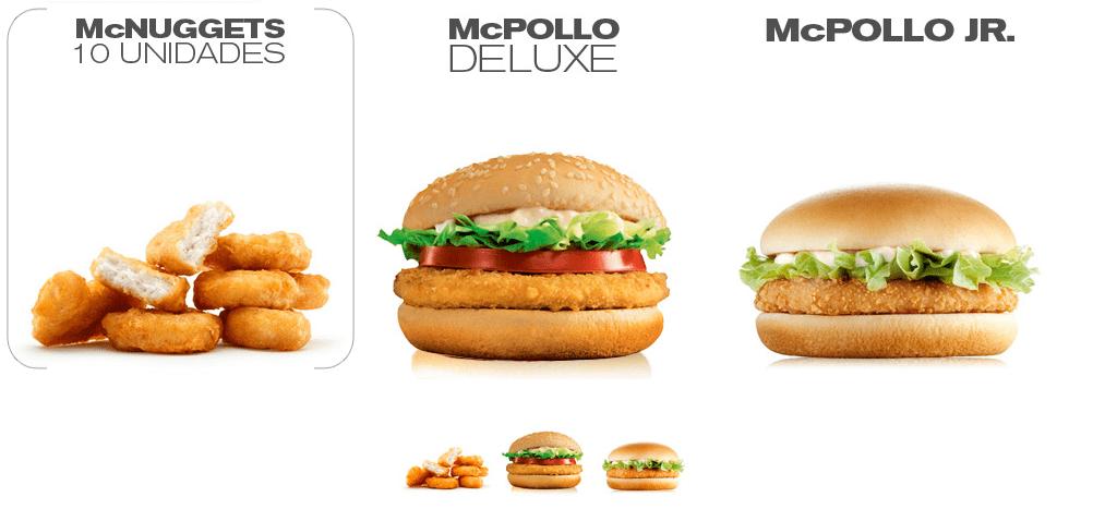 McDonalds pollo 2 - McDonald's reducirá uso de antibióticos en sus productos de pollo
