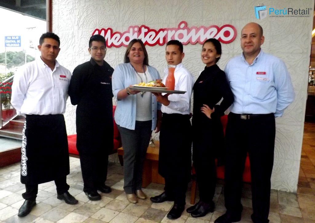 Mediterraneo 3407 Peru Retail 1024x725 - Mediterráneo evalúa abrir dos nuevos restaurantes este año en Perú