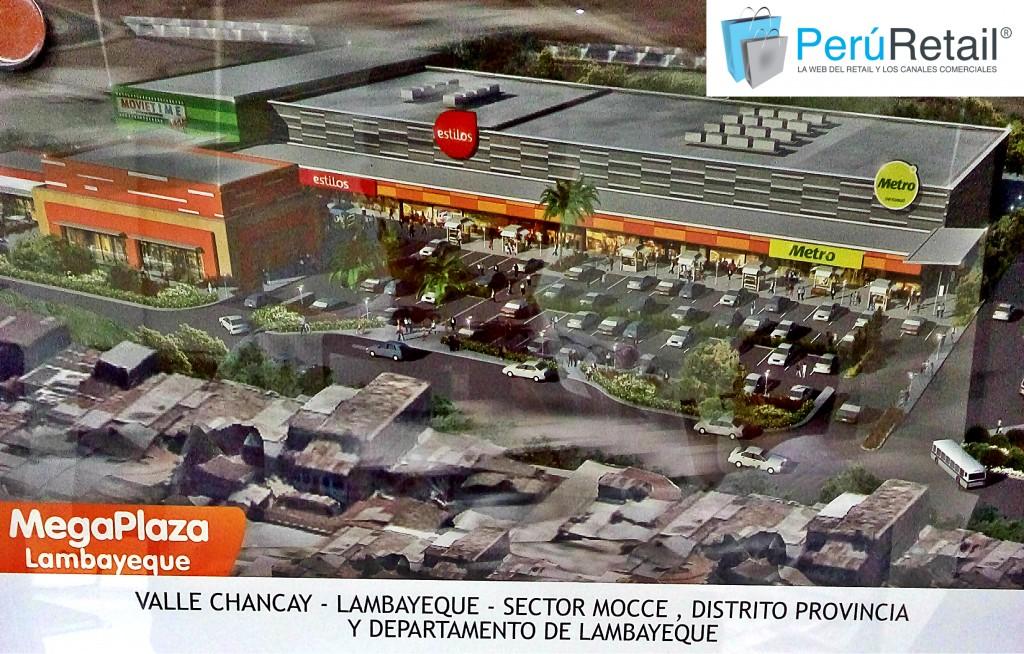 MegaPlaza Lambayeque - Peru Retail