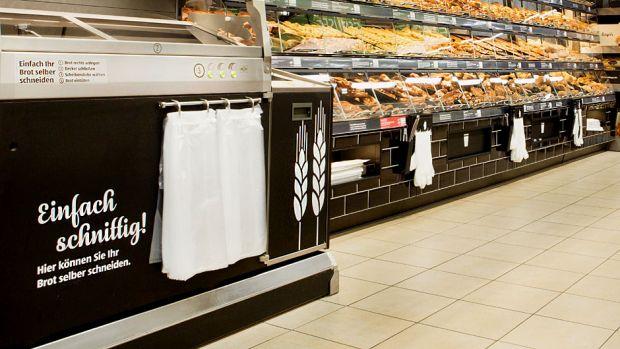 Meine Backwelt aldi 2 - Aldi presenta su nueva sección de panadería de autoservicio
