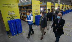 Mercado Libre Nuevo Centro de Distribución en Chile