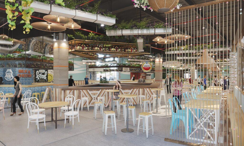 Mercado gastronómico 2 1024x614 - Mallplaza Trujillo se convertirá en el mall regional más grande del Perú