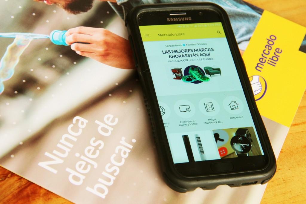 MercadoLibre Perú App 1024x683 - ¿Qué es un marketplace? Conoce por qué lo comparan con un centro comercial