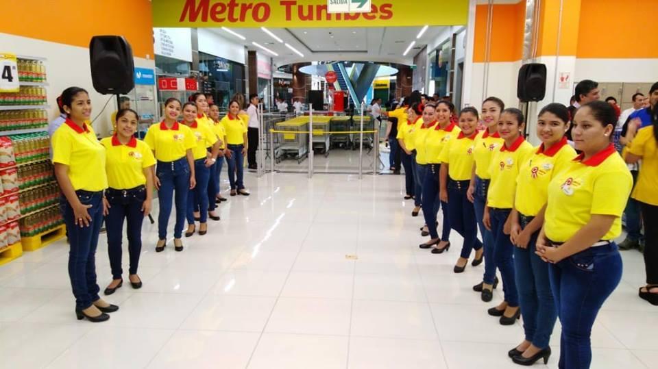 Metro llegó a Tumbes