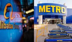Metro une fuerzas con Alibaba