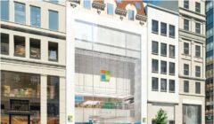 Microsoft abre tienda en la Quinta Avenida