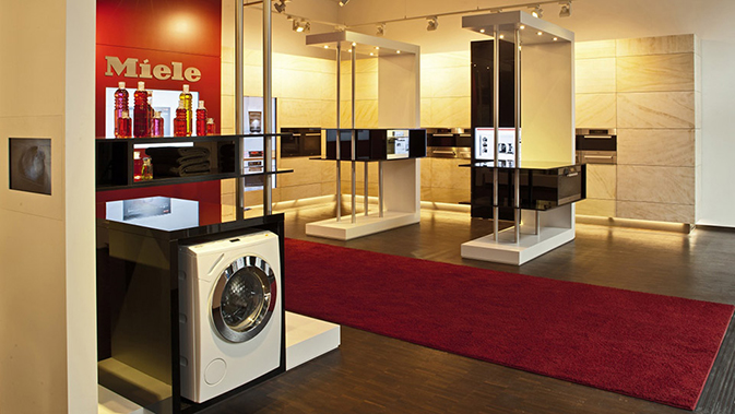 Miele busca consolidarse en Chile y abrir más tiendas en la región