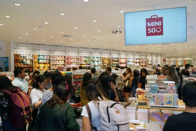 Miniso3 640x427 - Miniso abre su primera tienda 'stand-alone' en el retail peruano
