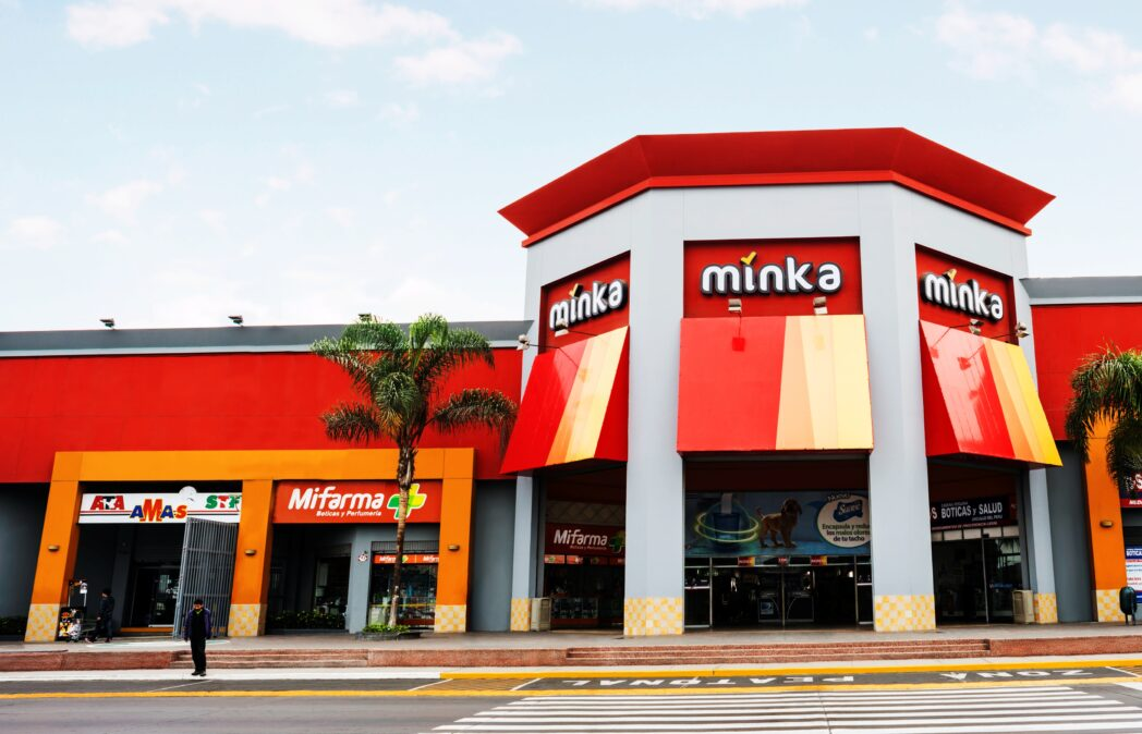 Minka fachada 23 - Produce reconoce a Minka como referente nacional de mercado minorista