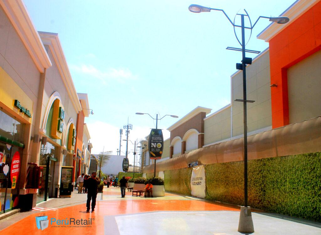 Minka nuevo pasillo peru retail 2015