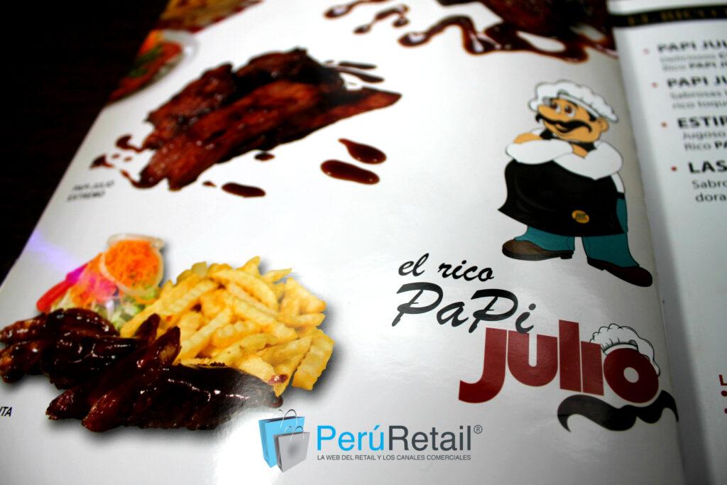 Mis Costillitas (21) Peru Retail