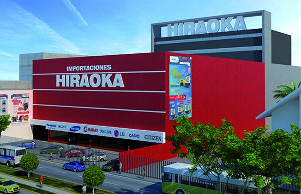Miscelaneos Hiraoka - Hiraoka toma grandes decisiones este año