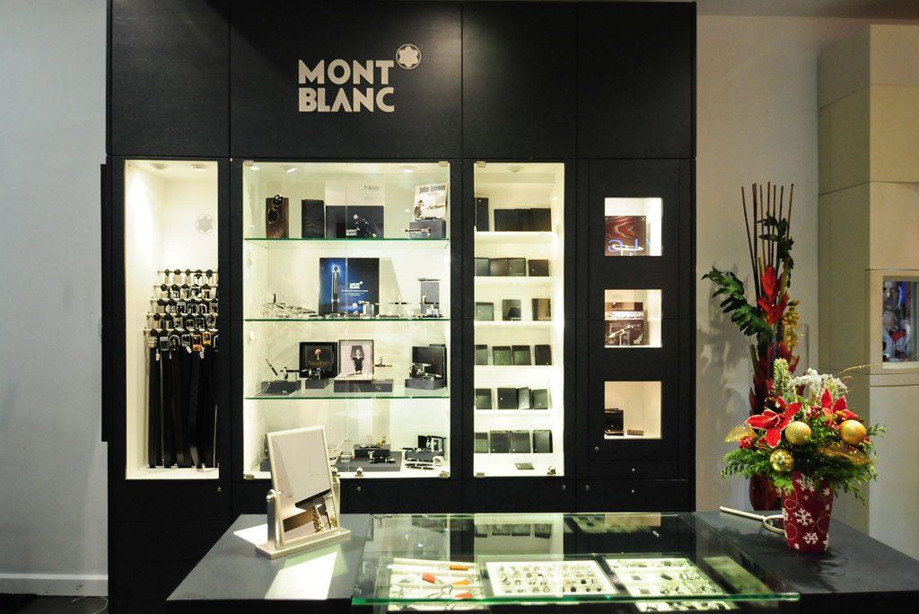 Montblanc 1 - Montblanc realiza cierre masivo de sus puntos de venta en Venezuela
