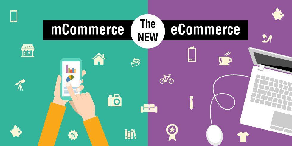 Moving Towards m Commerce from e Commerce - E-commerce: Una tienda global en su puerta