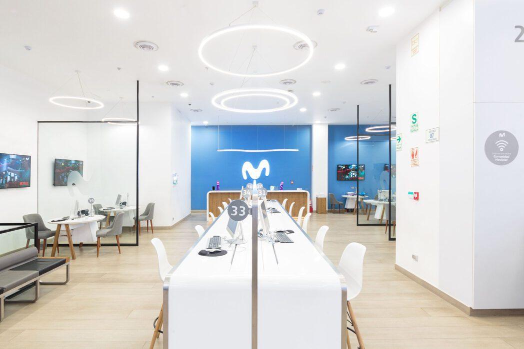 Movistar - Perú: ¿Por qué es importante la arquitectura en el sector retail?