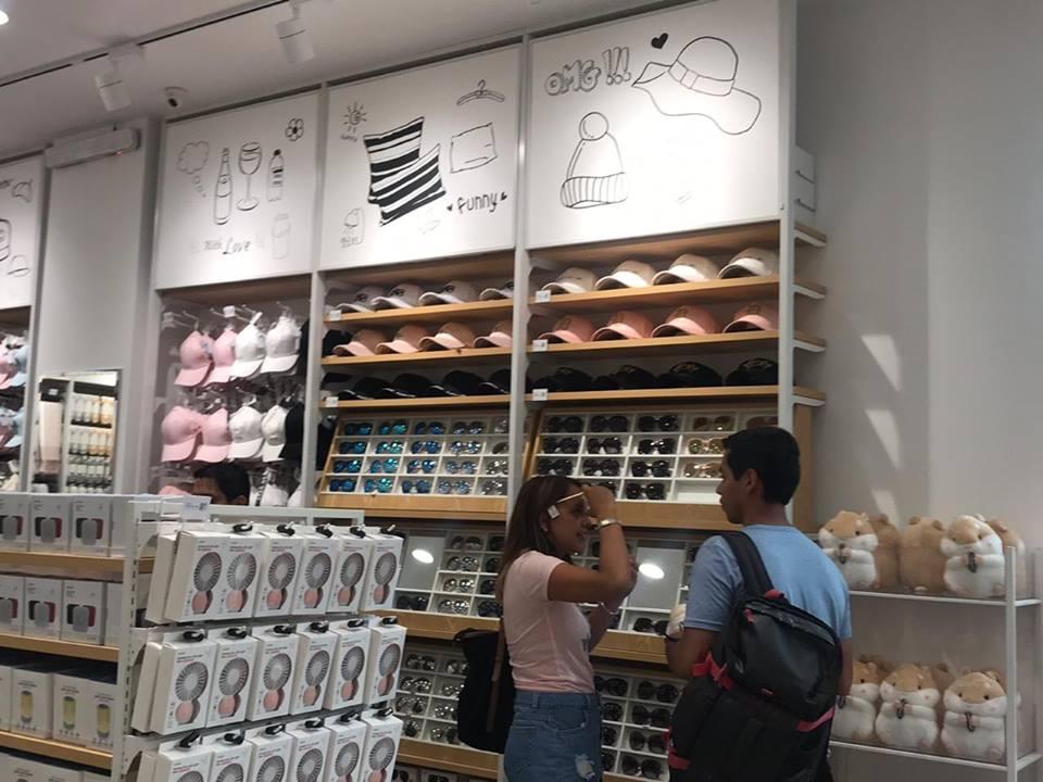 Mumuso 3 - Marca coreana Mumuso abrió su primera tienda en el Perú