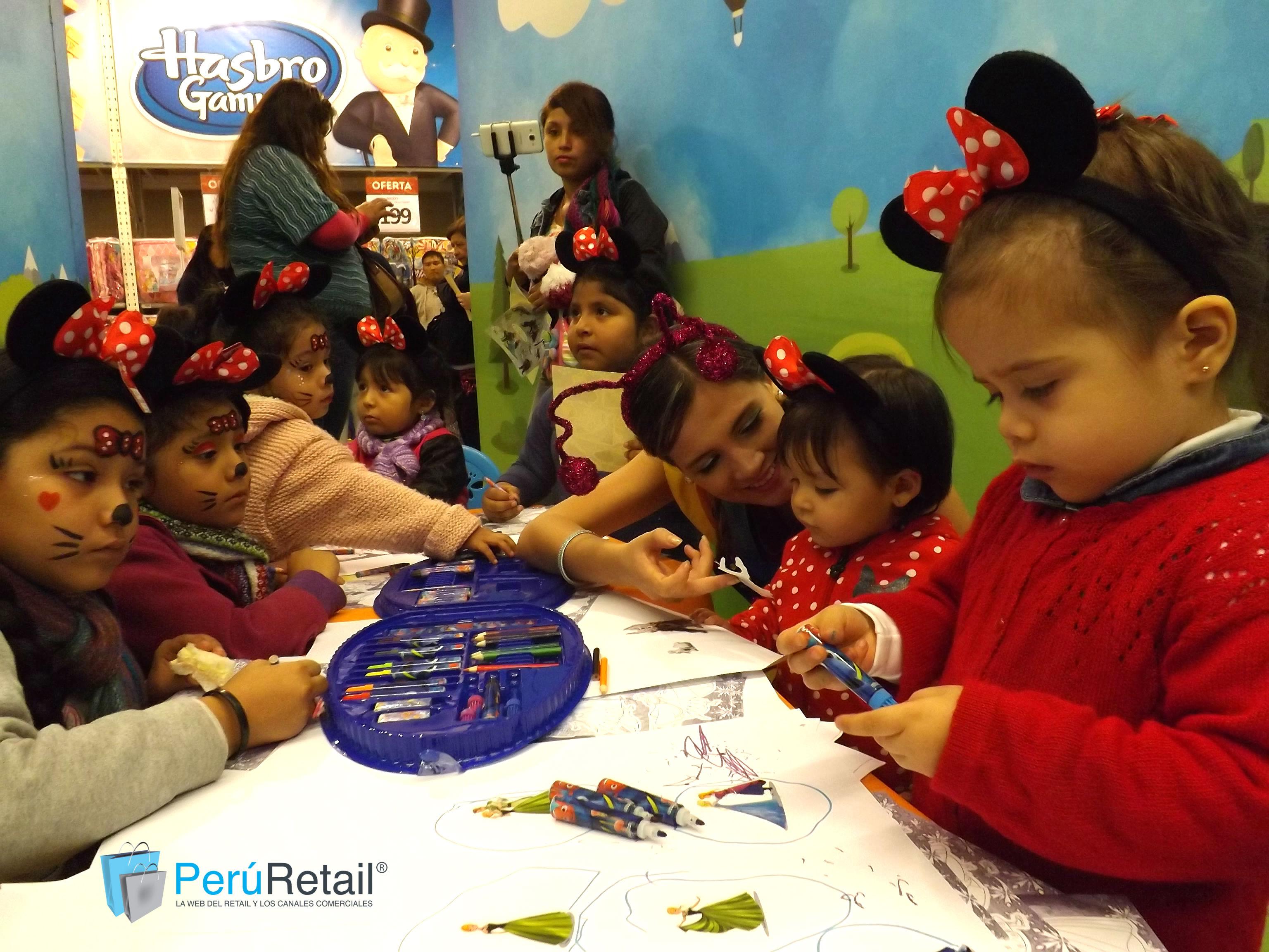"Mundo Disney 7 - Conozca por dentro la primera tienda ""Mundo Disney"" en Perú"