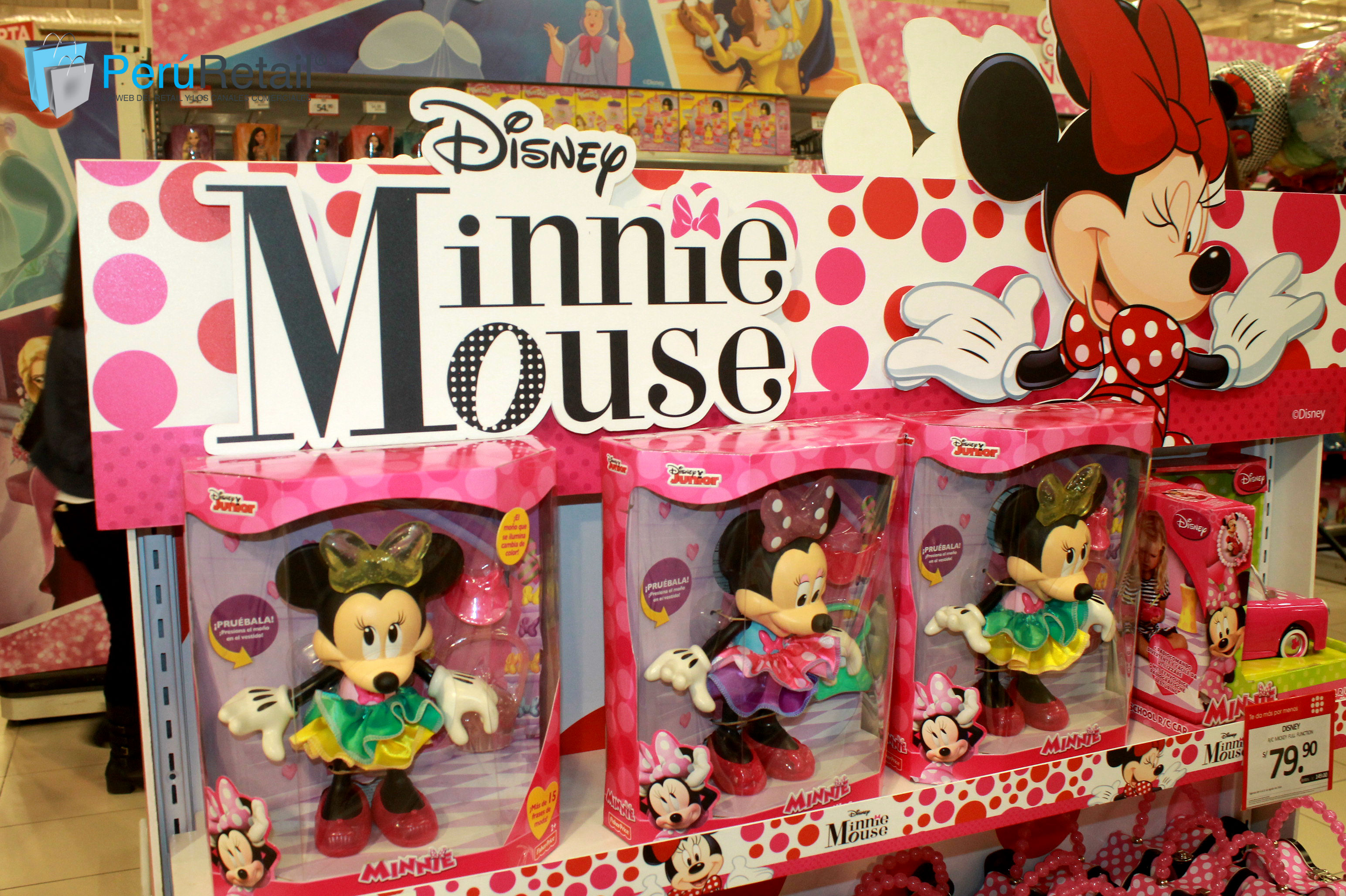 "Mundo Disney 9 - Conozca por dentro la primera tienda ""Mundo Disney"" en Perú"