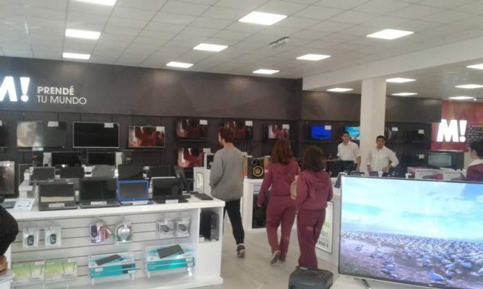 Musimundo 4696 - Musimundo continúa abriendo tiendas en Argentina
