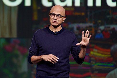 NRF RETAIL MICROSOFT Satya Nadella - NRF 2020: Los minoristas que se alejaron de Amazon para construir su futuro digital