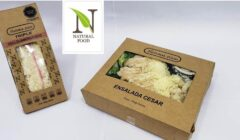 Natural Foods con logo